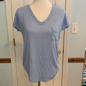 Women's Blue Frocket T-shirt